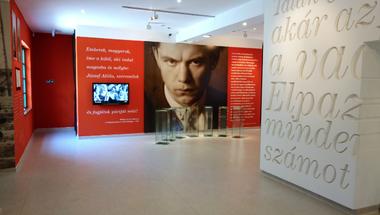 A szárszói József Attila emlékmúzeum az egyik legjobb kulturális szórakozás Magyarországon