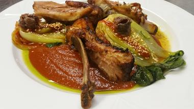 A legjobb balatoni étterem nyomában: Söptei Pincészet és Étterem