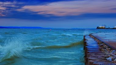 Mi a helyzet a Balaton vízszintjével?