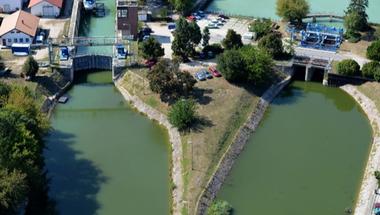 55 millió köbméter víz tűnik el a Balatonból