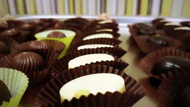 Csokiszentély Keszthelyen