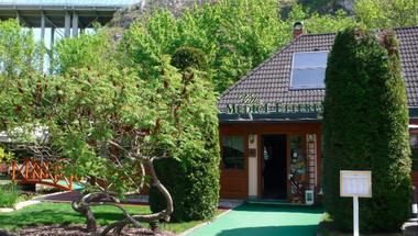A legjobb balatoni étterem nyomában: Villa Medici