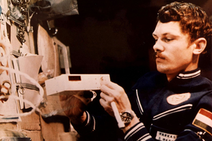 Mindkét magyar űrhajós, magyar műszert vitt magával az űrbe