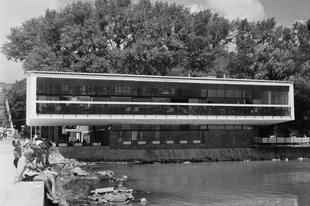 Vagány építészek  a 60-as évek végéről.