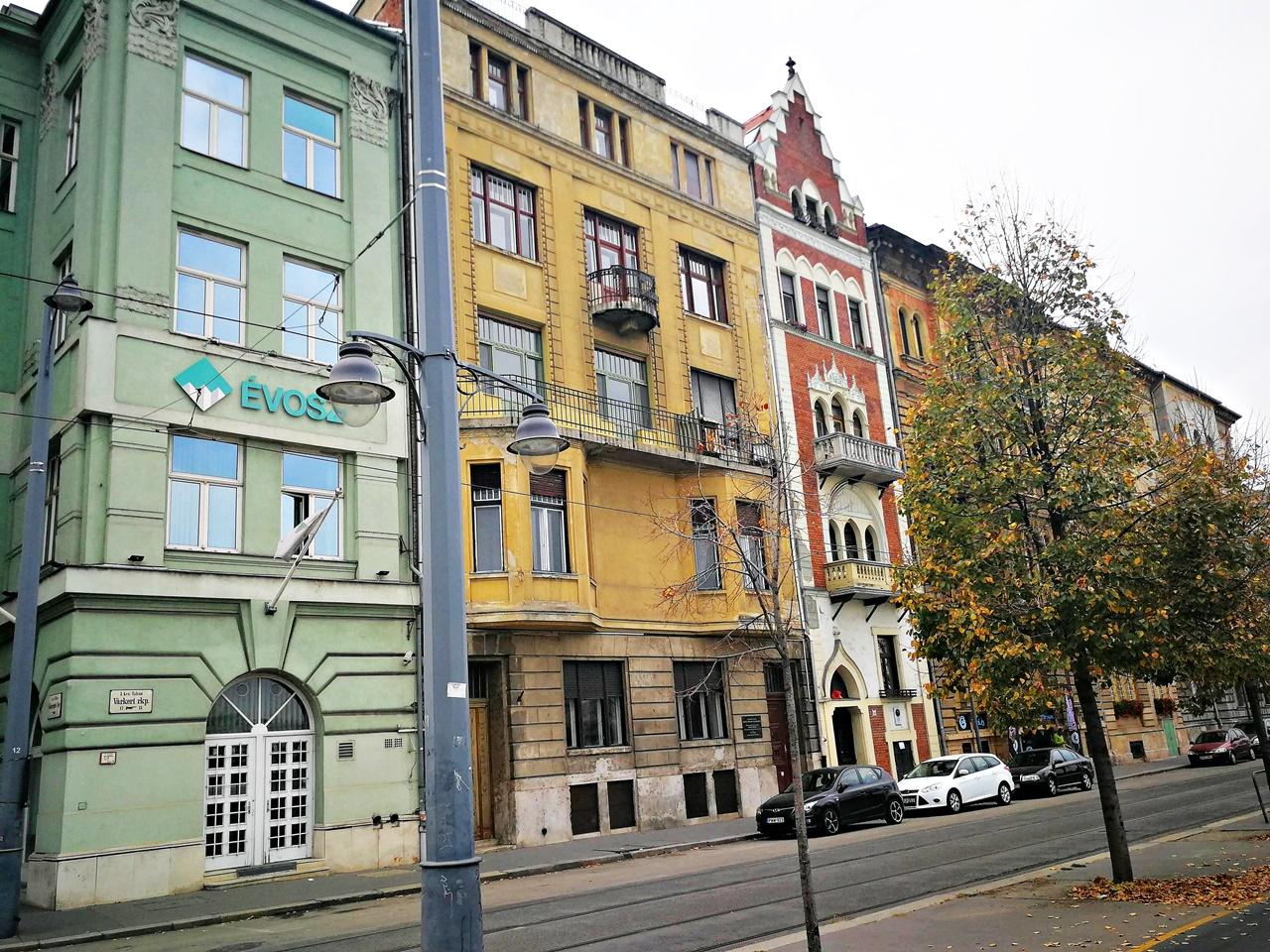 Duna-parti tetőterasz, ami Vas István verset ihletett