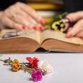 Zsuzsa ékszerekbe zárja Hévíz legszebb virágait
