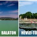 Hévízi-tó vs Balaton? 15 tény, amit tudni érdemes!