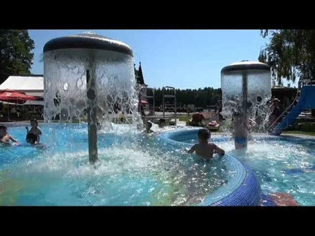 Így telnek a nyári napok a Tófürdőn