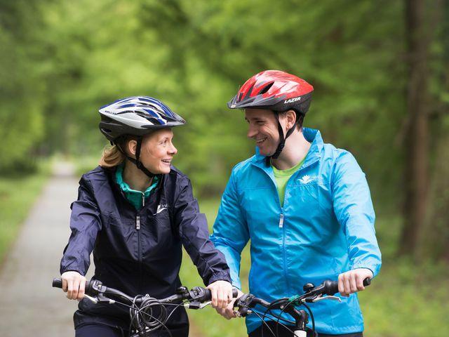 Ismét kerékpárosbarát település lett Hévíz és kerékpárosbarát munkahely a Hévíz TDM Egyesület