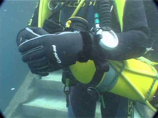 A mélység titka - újabb lélegzetelállító felvétel a hévízi tóról