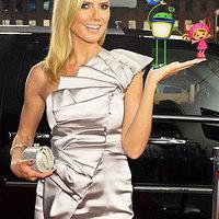 Heidi Klum is beáll a sorba ?