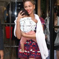 Beyoncé és a kis Blue Ivy