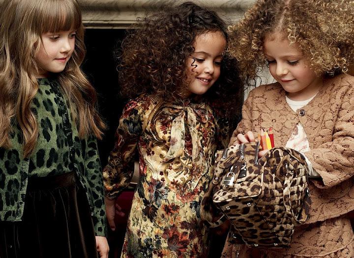 Dolce&Gabbana FW13 Bambino collection 1.jpg