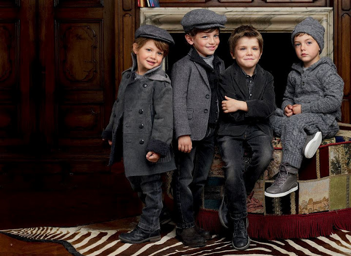 Dolce&Gabbana FW13 Bambino collection 11.jpg