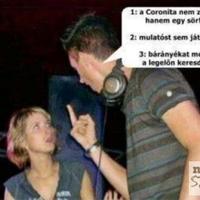 3 alap DJ szabály! :)
