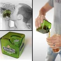 SÖRdesign - Érdekes Heineken megoldás