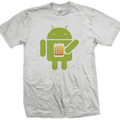 Az android muki is BEERja a t-SÖRt! :))))