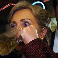 Ismert emberek és a SÖR - Hillary Clinton