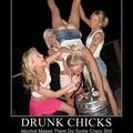 Részeg lányok!