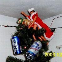 Karácsonyfa dísz :)