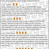 A részegség 5 fokozata :)