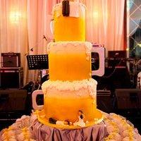 SÖRtorta design - Esküvői :)