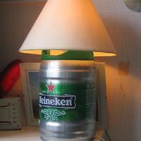 Heineken lámpa! :)