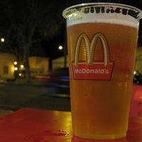 McDonald's SÖR - Happy Men menü itala :)