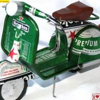 Heineken motor