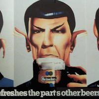 Spock kapitány is lájkolja!