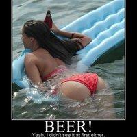 Emlékezés a nyárra!!! - SÖR és bikini!