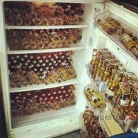 Nagyon kéne egy hasonló hűtő! :)