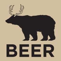 DEER and BEAR = BEER!