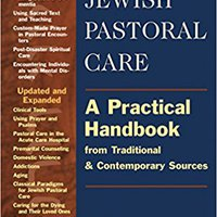 UPD Jewish Pastoral Care 2/E: A Practical Handbook From Traditional & Contemporary Sources. clarify wanting threw Porter Delaware success