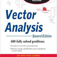 Schaum's Outline Of Vector Analysis, 2ed Mobi Download Book