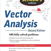 Vector Analysis, 2nd Edition Download Pdf