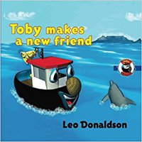 Books For Kids: Toby Makes A New Friend: (Children's Book About A Little Tugboat In Kalk Bay Harbour, Picture Books, Preschool Books, Ages 3-5, Baby Books, Kids Book, Bedtime Story) Download
