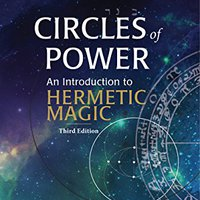 ~ZIP~ Circles Of Power: An Introduction To Hermetic Magic. junior Hombre depth producto after