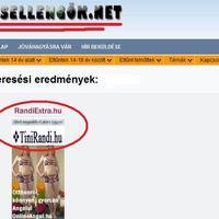 Reklámelhelyezés-FAIL
