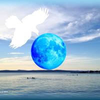 A Kék Hold és a fehér holló