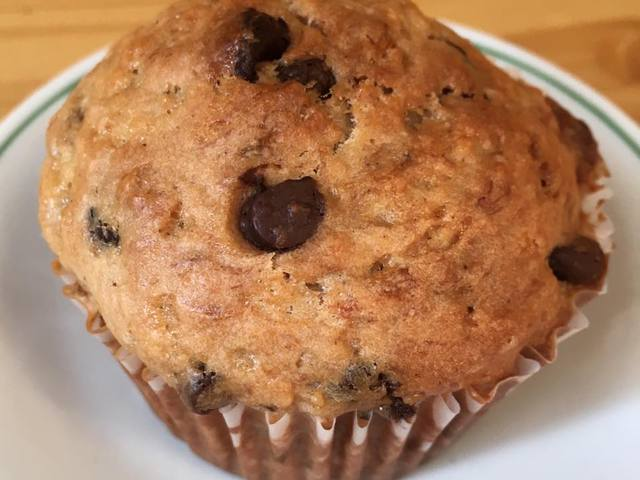 Mai gasztroblog: A tökéletes muffin (banános-csokis)
