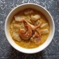 Mai gasztroblog: Ázsiai csirkés vagy halas ragu(leves)