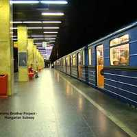 Electronic Brother Project - Hungarian Subway