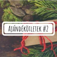 Karácsonyi ajándékötletek #2