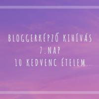 BloggerKépző kihívás 7. nap