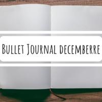 Decemberi BuJo oldalak