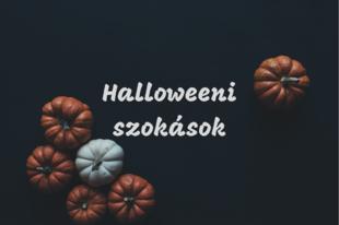 Halloweeni szokások