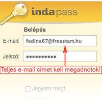 Freestart webmail - Indamail átállás: gyakran ismételt kérdések