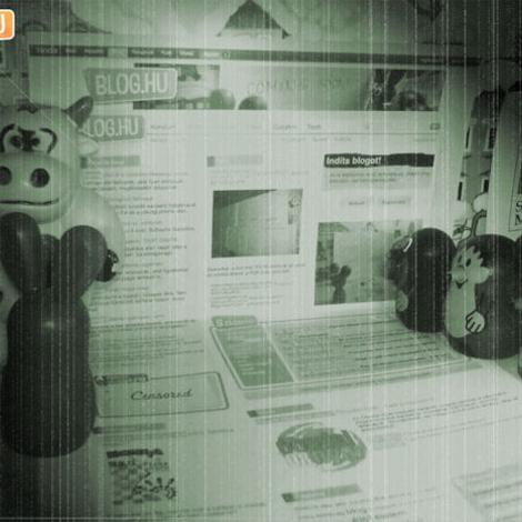 Az új blog.hu címlapról
