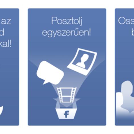 Lépj be Facebookkal!
